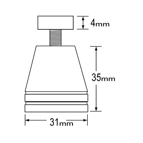 SS-04 Glass Clip-1