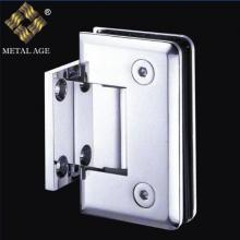 Wall Mount Short Back Plate 8mm,10mm,12mm Glass Clip
